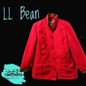 L.L. Bean Jacket XL